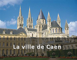 Découvrir la ville de Caen