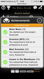 Achievements!
