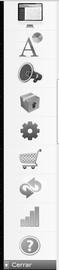barrra de herramientas