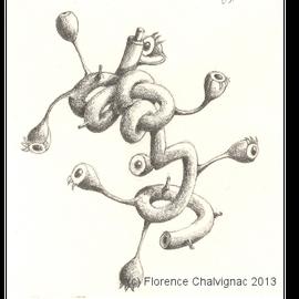 Désorientation, Florence AZAMBOURG CHALVIGNAC 2013 Tous droits réservés