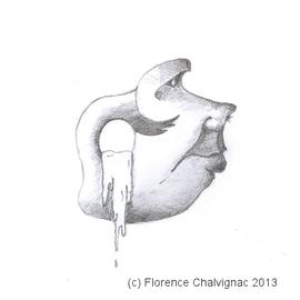 Dégénérescence I, Florence AZAMBOURG CHALVIGNAC 2013 Tous droits réservés