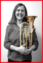 Nathalie Danière, Saxhorn alto