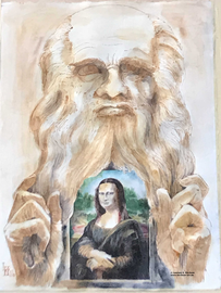 Leonardo da Vinci - 500. Jahrestag