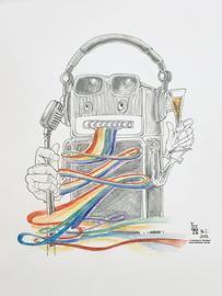 World Radio Day am 13.2.