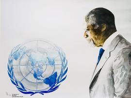 Kofi Annan, früherer Un-Generalsekretär verstorben