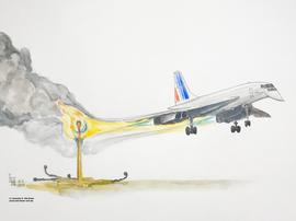 Erstflug der Concorde