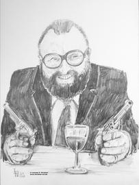 90. Geburtstag von Sergio Leone