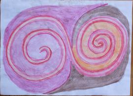 coppia di spirali