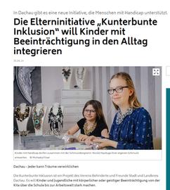 NICOLE HAYDUGA FÜR INKLUSION