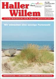 Haller Willem 356 Juli / August 2016