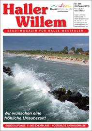 Haller Willem 346 Juli / August 2015