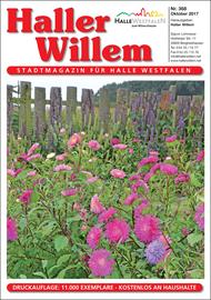 Haller Willem 368 Oktober 2017