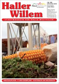 Haller Willem 349 Oktober 2015