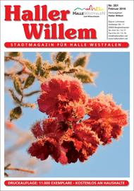 Haller Willem 351 Februar 2016