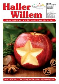Haller Willem 360 Dezember 2016 - Januar 2017
