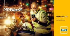 Campagne: MTN WANDA, Directeur artistique: Bibi benzo, Photographe: Zacharie Ngnogue, Agence: MW DDB, Client: MTN CAMEROON