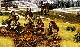 Hace 350.000 años en la Comunidad Valenciana.