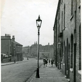 Tilton Road 1950s. Image courtesy of Carl Chinn from his BirminghamLives website - 'All Rights Reserved'. See Acknowledgements.
