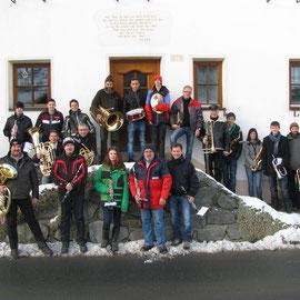 Gruppe B Brennwald, Außerhöfe