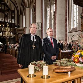 Landeserntedankfest Niedersachsen, 05.10.2014, Dom zu Bardowick, Foto © Claßen