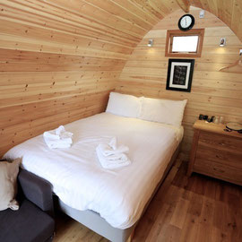 Mobil-home, le Pod intérieur Old Thorn Manor Hotel