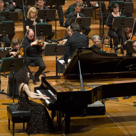 Ketevan Sharumashvili - winner of the Rubinstein Competition in Paris