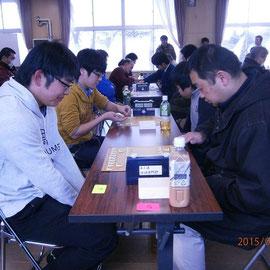 とっても懐かしい組み合わせ。北部遠征師団長先生は以前よく岩村田高校に指導に行かれていました。