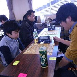 強豪小学生VS上田千曲OB。