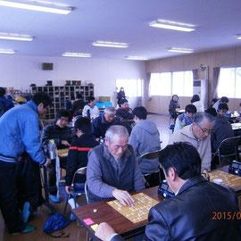 軽井沢の先生は書道の先生でもあります。