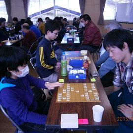 強豪小学生VS野沢南OB。