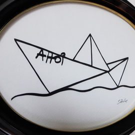 PAPIERSCHIFF Ahoi