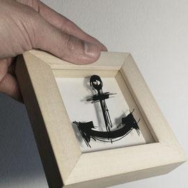 SERIE ANKER. 10 x 10 cm