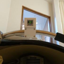 鍼灸スポーツ整体アスイクの酸素カプセル1.5気圧