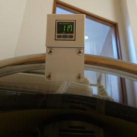 鍼灸スポーツ整体アスイクの酸素カプセル1.1気圧