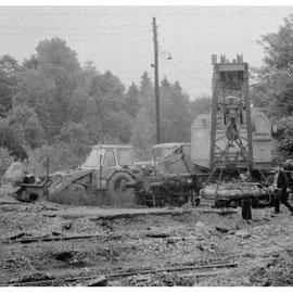 Am 5. Juli 1982 begann schließlich der Rückbau der Gleisanlagen in Kornelimünster