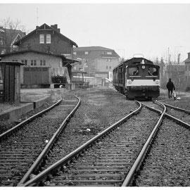 Rangieren im Bahnhof