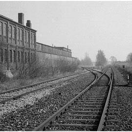 15. März 1984 - Gleisanschluss der Philips-Werke