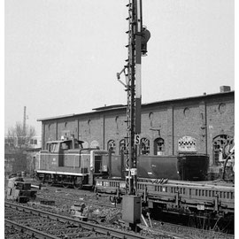 Bahnbetreibswerk Aachen Rothe-Erde