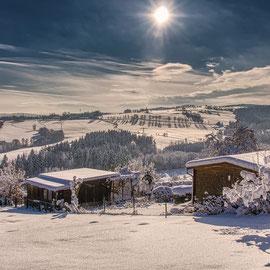 Winterland Erzgebirge