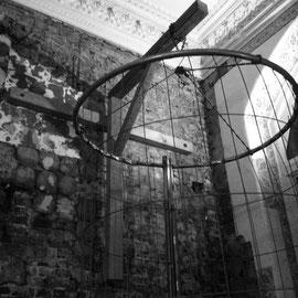 xpon – art Galerie, Hamburg, 2014 Gruppenausstellung zu dem Thema 'auf_hängen' Werk: Hamburg 1.706.696, 1.706.695