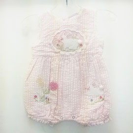 Bunny Romper from Cotton Kids