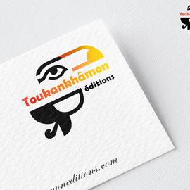 Logo et identité visuelle pour une maison d'édition