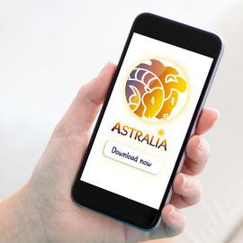 Logo et identité visuelle pour une application