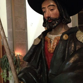 Statua San Rocco