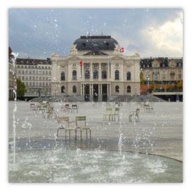 116a Opernhaus Zürich, Sechseläutenplatz