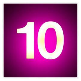 111i Tram #10 002, Tramnummer