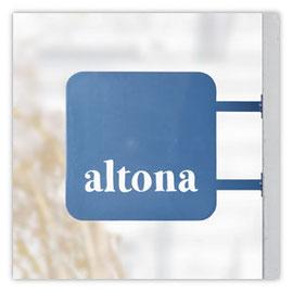 116b Altona, Modegeschäft bei der Bäckeranlage