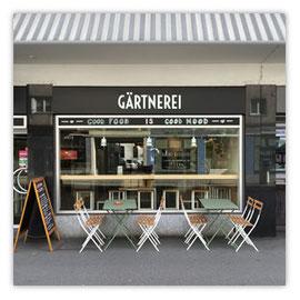 """StadtSicht 134b: Restaurant """"Gärtnerei"""" Seefeld"""