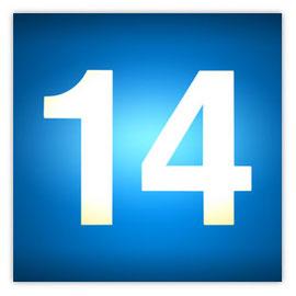 111m Tram #14 002, Tramnummer