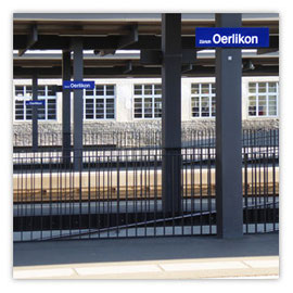 StadtSicht 140d: Bahnhof Oerlikon